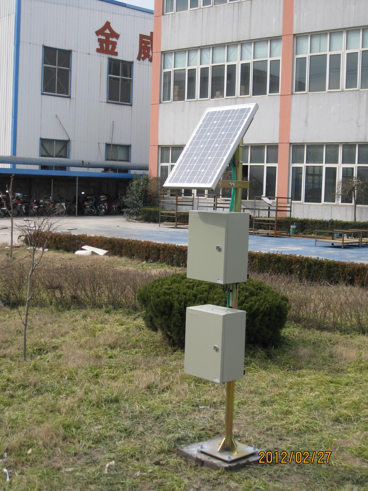 土壤千亿966官网测量站